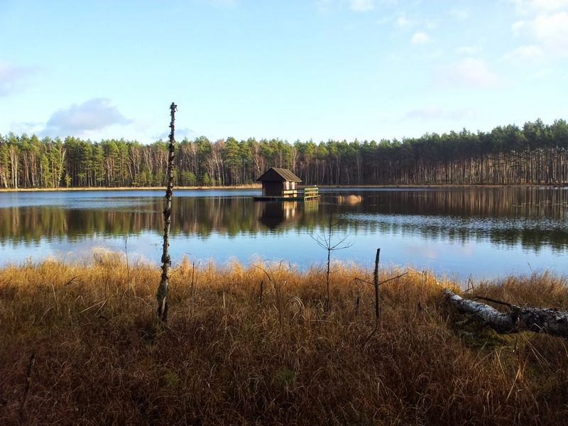 domek-na-jeziorze