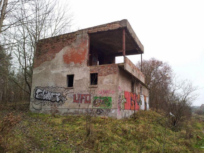 ruiny-posterunku-glincz